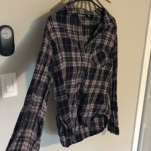 Paige flannel long sleeve